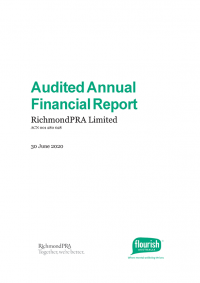 Audited Annual Financial Report 2020